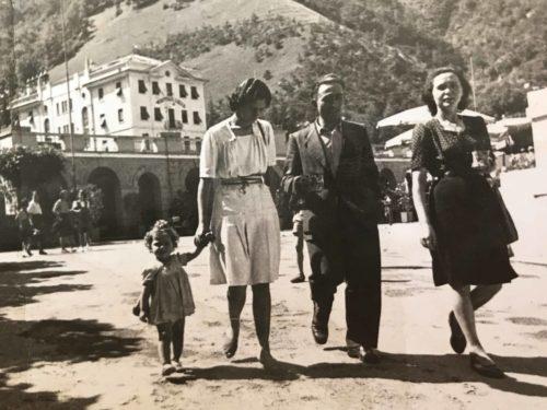 Storie della famiglia Cavazzana (Ciao mamma).