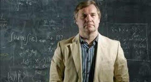 John Barrow e il principio antropico.