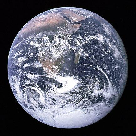 TylerVolk teorizza la Terra come Gaia.