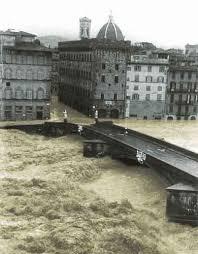 Notte a Firenze, alluvione del 1966